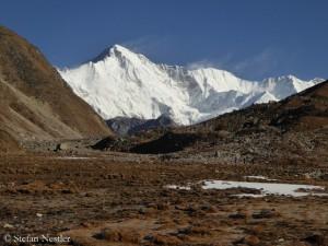 Nepalesische Südseite des Cho Oyu