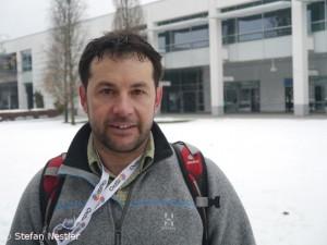 Dominik Müller, Chef von Amical alpin