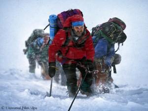 """Szene aus dem Film """"Everest"""""""