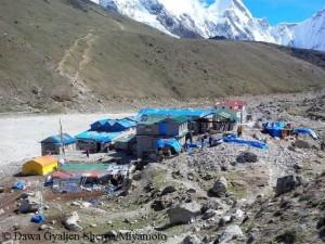 Gorak Shep nahe dem Everest-Basislager