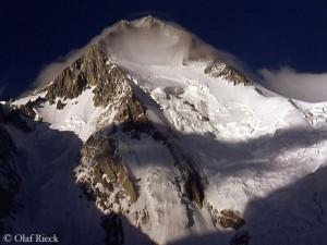 Gasherbrum I, auch Hidden Peak genannt
