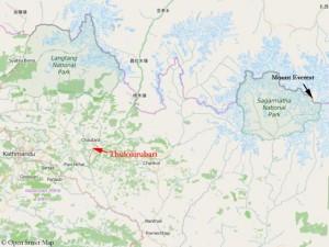 Karte-Thulosirubari