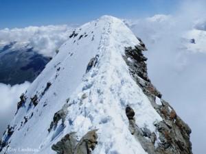 Gipfel des Matterhorns