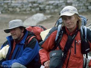Nach der Besteigung des Everest 2007
