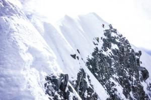 Am Nilgiri Spire (6780 m)