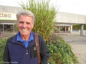 Peter Habeler beim Kölner Alpintag