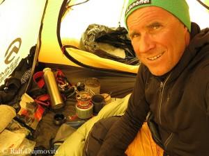 Im Everest-Hochlager