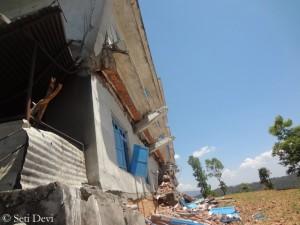 Schule muss abgerissen werden
