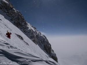 Auf der Rupalseite  (© David Göttler/The North Face)