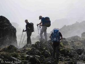 Während des Trekkings zum Manaslu