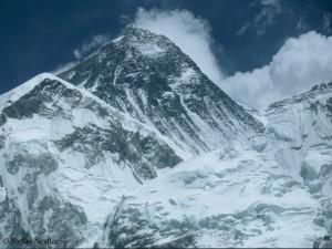 Everest-Südseite