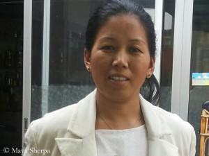 Bergsteigerin, Ehefrau und Mutter