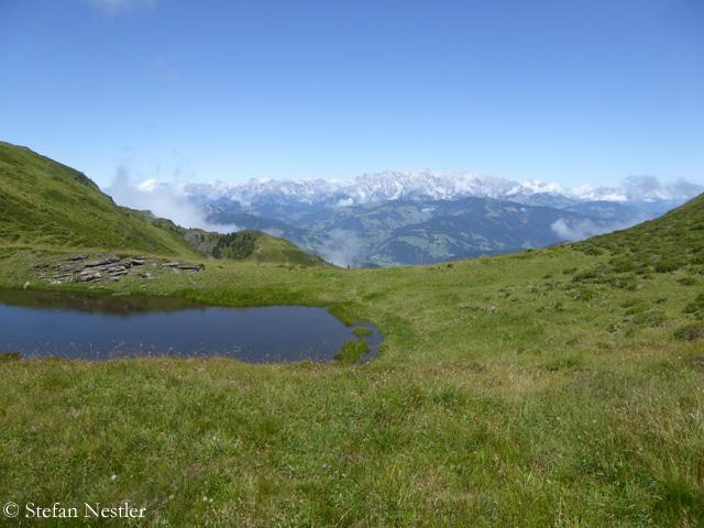 Salzburger-Land-Steinernes Meer