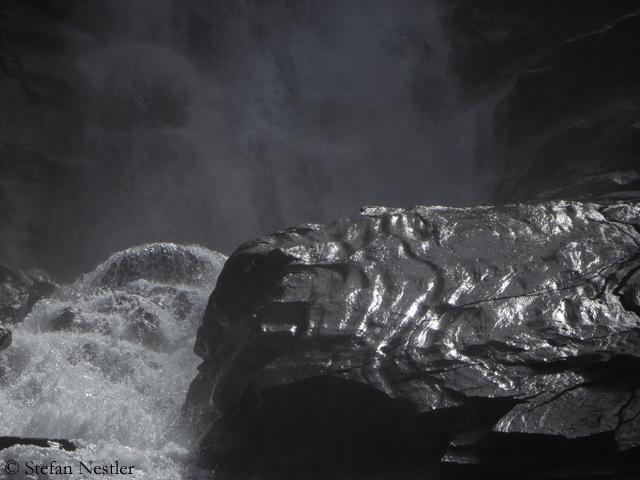 Salzburger-Land-Wasserfall