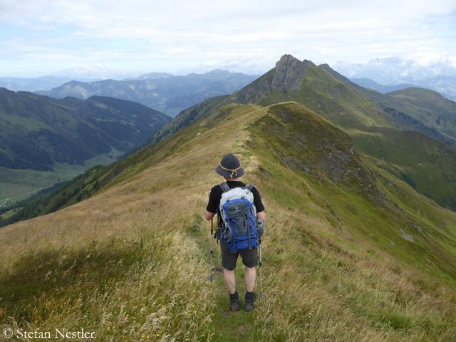 Salzburger Land - in der Höhe
