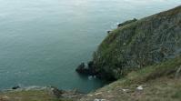 Steilküste bei Howth