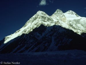 Broad Peak (with shades of K 2)
