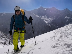 David on Nanga Parbat (© The North Face)