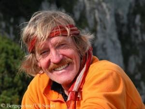 Edi Koblmüller (1946-2015) (© Bergspechte/Uli Seidel)