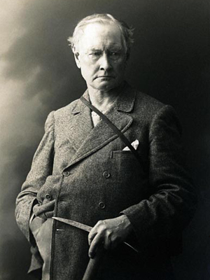 Edward Whymper (in 1910)