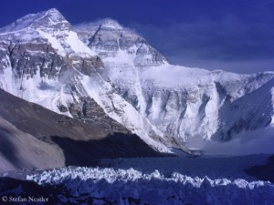 Tibetan north side of Everest