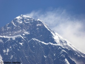 High winds on Everest (today)