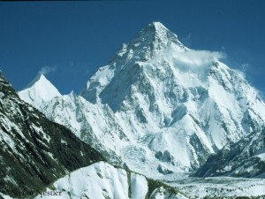 "K 2, called ""Chogori"" by the locals"