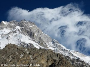 Rupal side of Nanga Parbat (© The North Face)