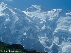 Nanga Parbat (seen from Diamir basecamp)