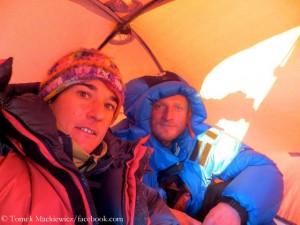 Elisabeth Revol and Tomek Mackiewicz