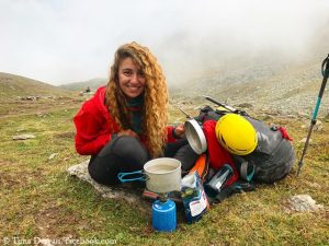 Tima Deryan: Strong Arab woman heading for Everest - Interview