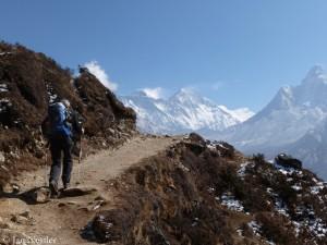 Trekking in Khumbu
