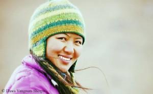Dawa Yangzum Sherpa