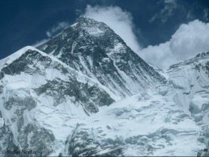 South side of Mount Everest