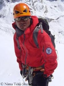 Nima Tenji Sherpa