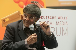 Mohan Munisinghe at DW GMF2011