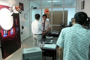 Interview training Vietnam