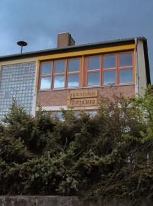 Die Grundschule in Weiler, die Simon bis zur vierten Klasse besuchte (Foto: Kathrin Biegner)