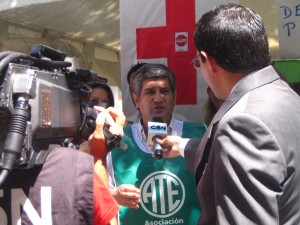 Lehrerproteste - Interview mit Gewerkschaftsfunktionär