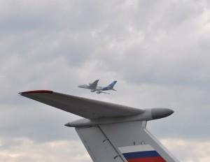 Russische Flugzeuge (Foto: Pavel Mylnikov).