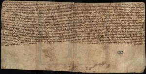 Testamento de Dom Afonso, o primeiro documento em língua portuguesa