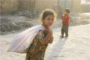 Many children in Afghanistan are working rather than going to school (Photo: Zohra Soori-Nurzad)