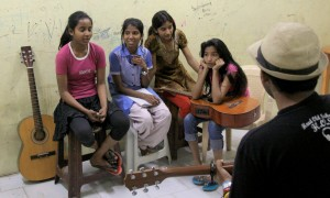 'Khushi Home for girls, which is run by the organisation Dil Se Campaign