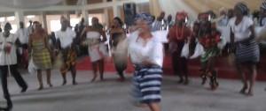 Unity dancers