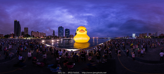 Rubber Duck: CC BY NC ND 2.0:  Jerry Liu