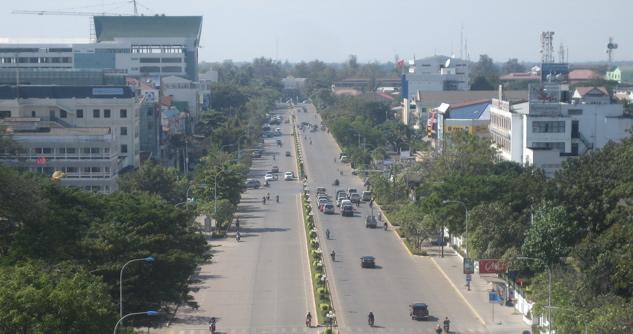 Avenue Lane Xang