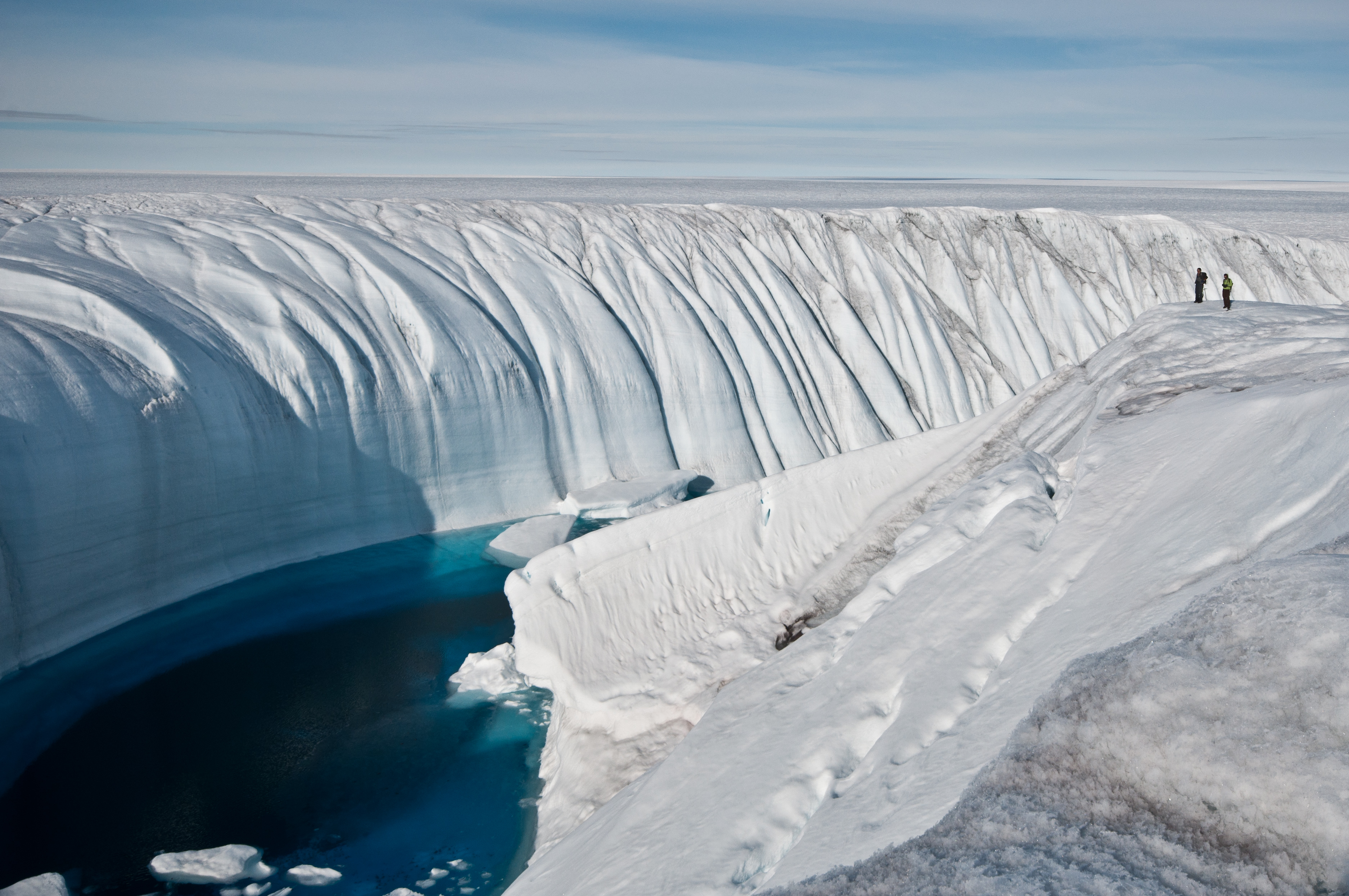 North Pole Ice Cap