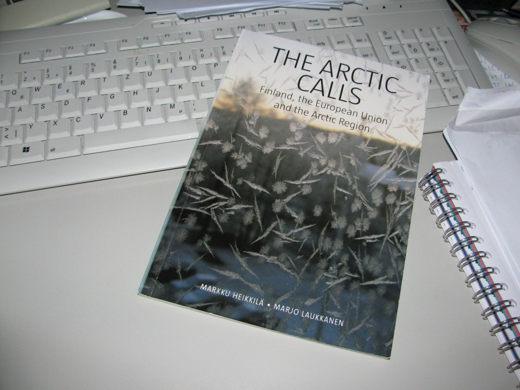 """The Arctic Calls"" Interesting reading from the Arctic Centre, University of Lapland"