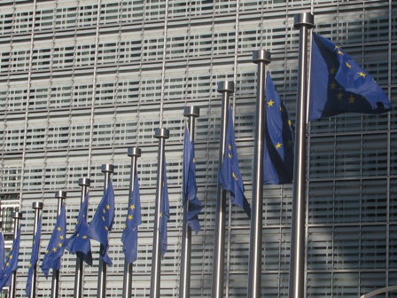 EU headquarters in Brussels is increasingly concerned with the Arctic