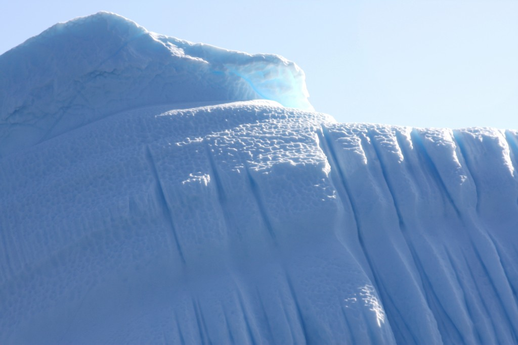 Arctic icebergs - not to be trifled with (Pic: I.Quaile, Greenland)